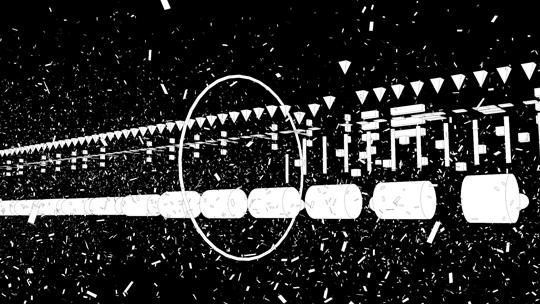 Kurzfilm zum Wochenende: Dynamics of the Subway (2012)