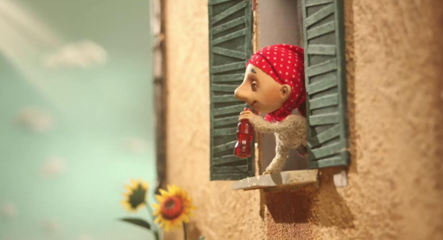 Kurzfilm zum Wochenende: Mein seltsamer Großvater (2011)