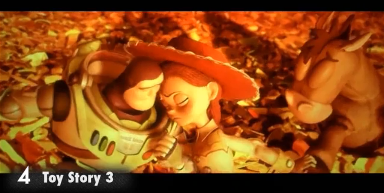 Traumatische Momente im Kinderfilm