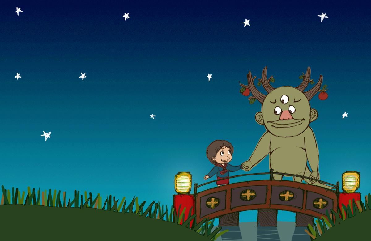Kurzfilm zum Wochenende: Monster and Dumpling (2011)