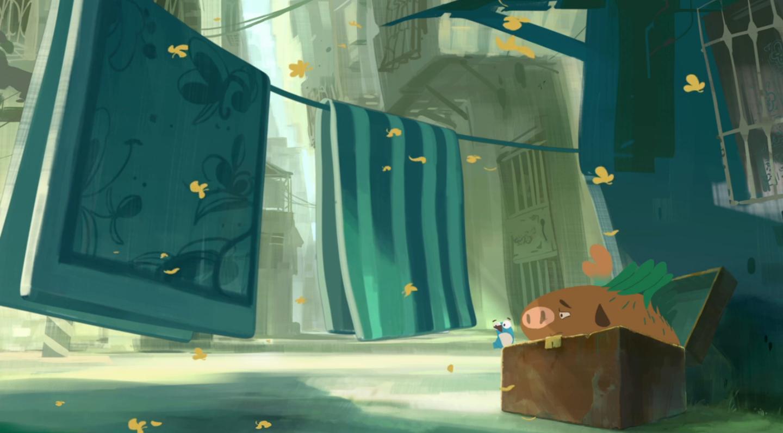 Kurzfilm zum Wochenende: Pig Box