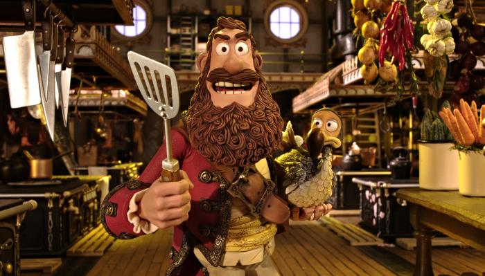 Die Piraten – Ein Haufen merkwürdiger Typen (2011)