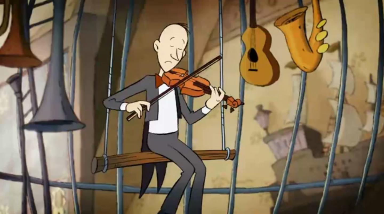 Kurzfilm zum Wochenende: Der musikalische Mr Finch (2010)