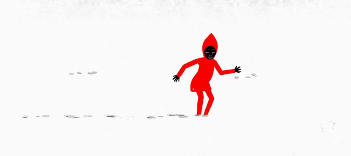 Kurzfilm zum Wochenende: Schneeflocke (2012)