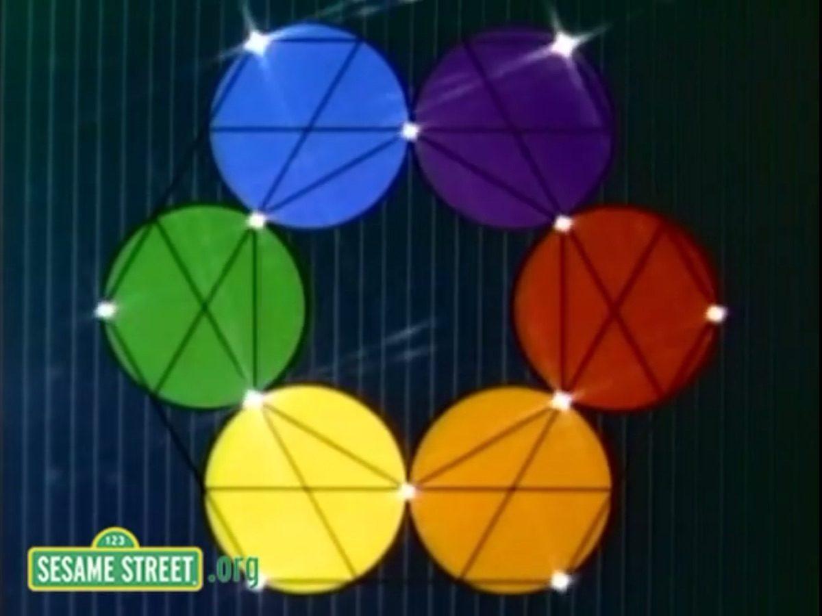 Kurzfilm zum Wochenende: Geometrie der Kreise (1979)