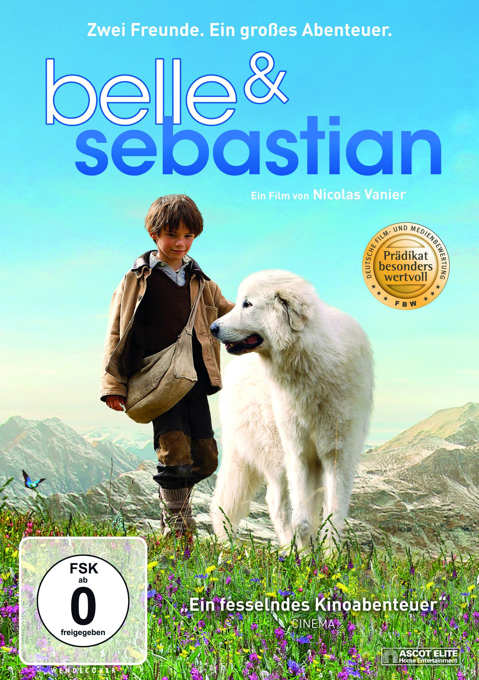 ... : Belle & Sebastian | Kinderfilmblog