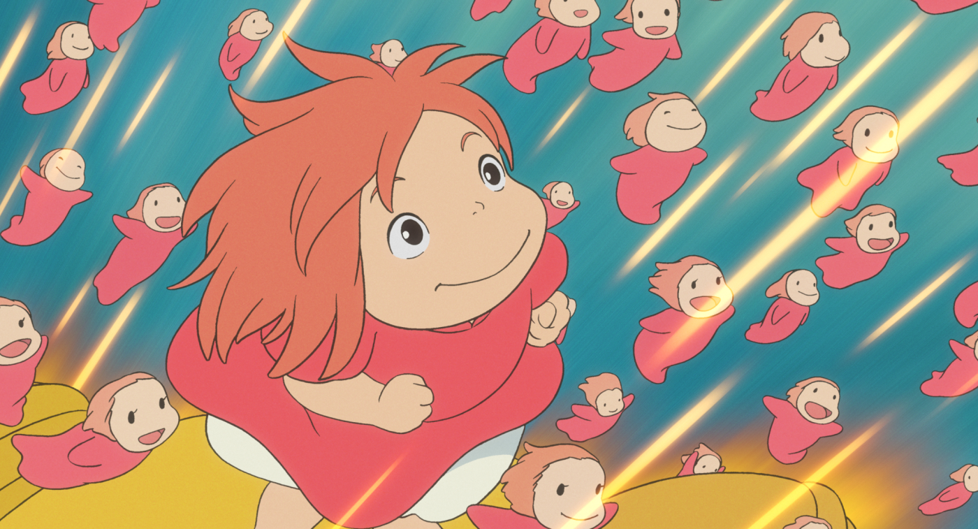 Ponyo – Das große Abenteuer am Meer (2008)