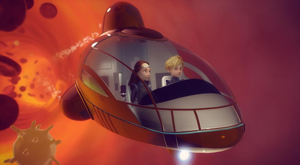 Kinostart diese Woche (30. Oktober 2014): Der kleine Medicus – Geheimnisvolle Mission im Körper