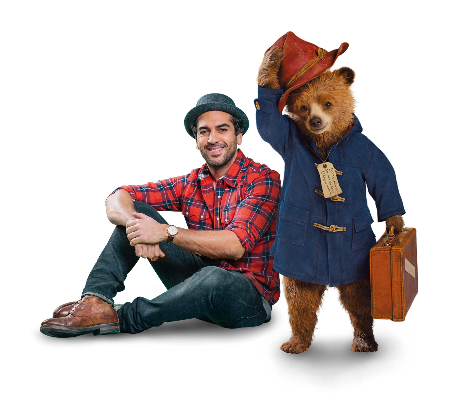 Paddington: Interview mit Elyas M'Barek