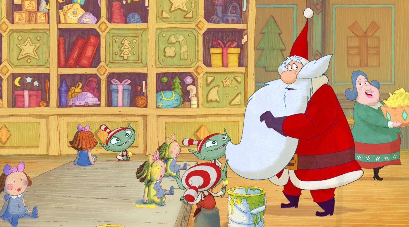 Weihnachtsfilme für Kinder: Nicht nur Santa Claus