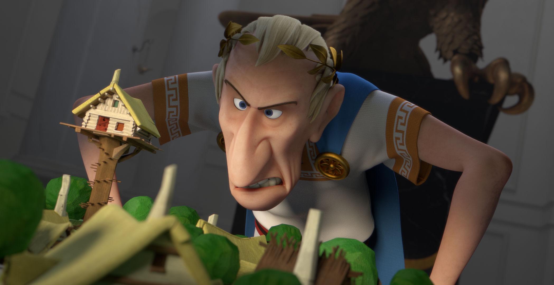 """Exklusiv: Die ersten zwei Minuten aus """"Asterix und das Land der Götter"""""""