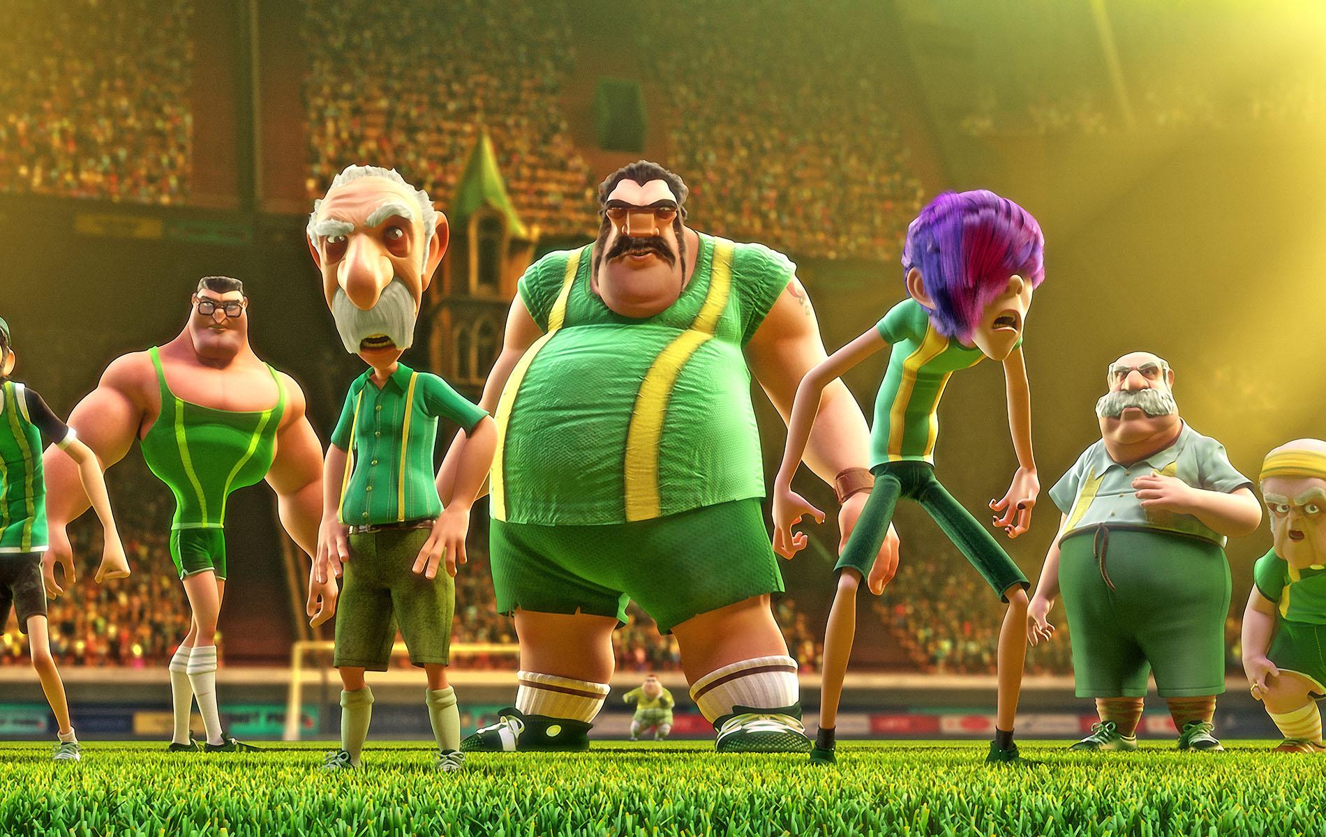Kinostart der Woche (5. März 2015): Fußball – Großes Spiel mit kleinen Helden