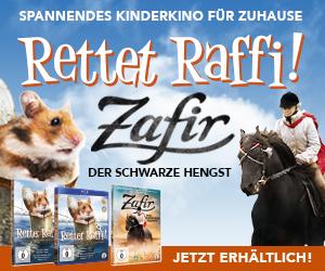 Anzeige Rettet Raffi! / MFA+