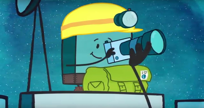 Kurzfilm: Die Abenteuer von Rosetta und Philae (2016)