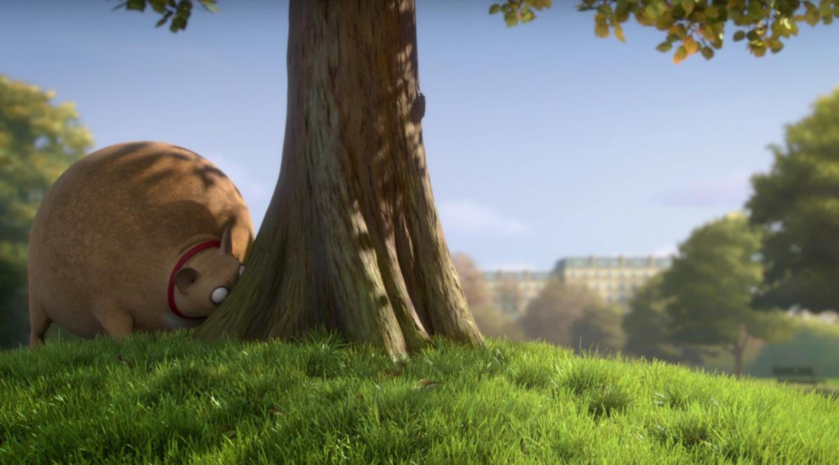 Kurzfilm zum Wochenende: Rollende Haustiere (2017)