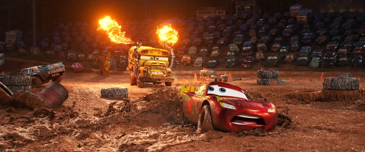 Cars 3: Evolution (2017)