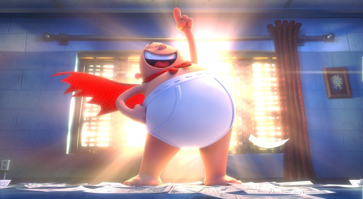 Captain Underpants – Der supertolle erste Film (2017)