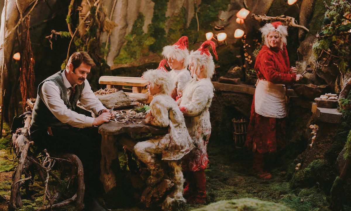 Plötzlich Santa! (2016)