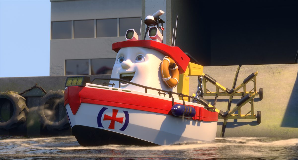 Elias – Das kleine Rettungsboot (2017)