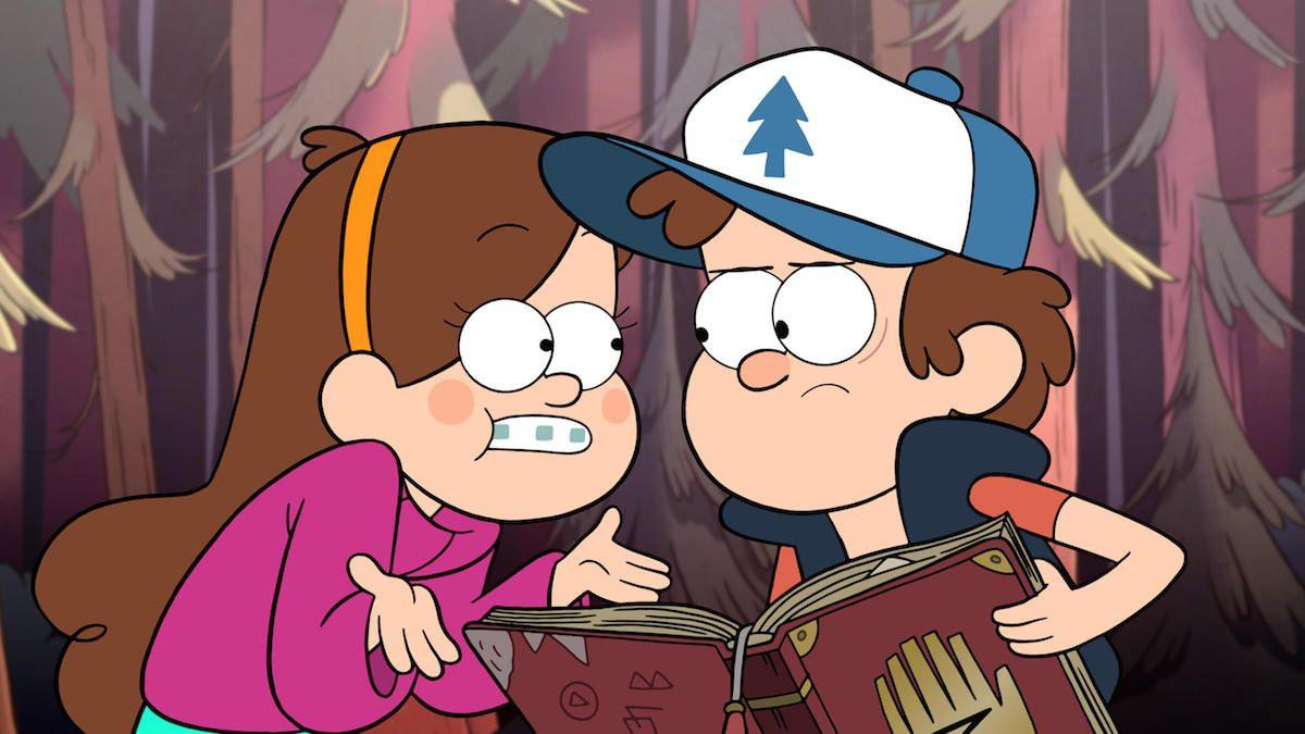 Willkommen in Gravity Falls (2012-2016)