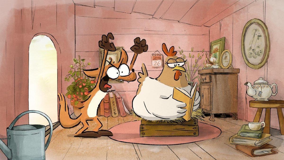 Der kleine Fuchs und seine Freunde – Das große Kinoabenteuer (2017)