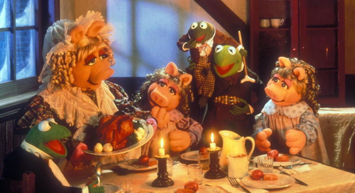 Szenenbild: Die Muppets Weihnachtsgeschichte