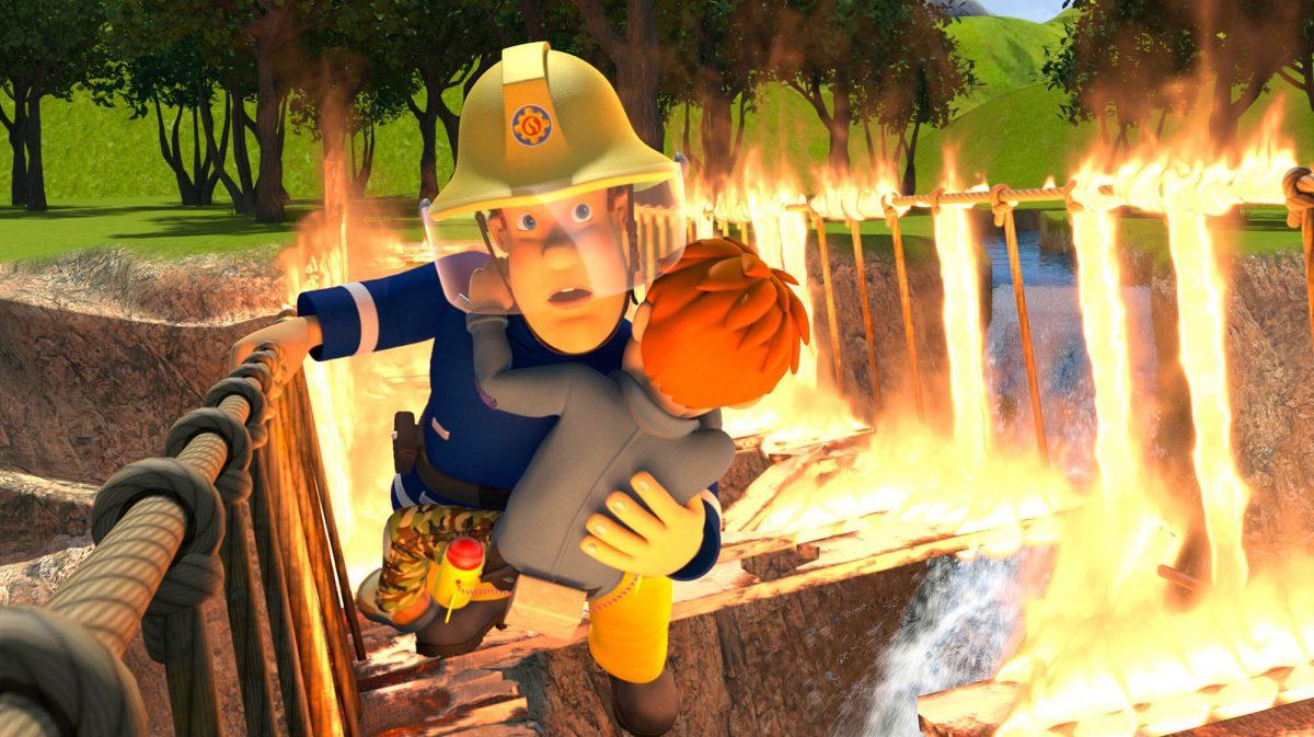 Feuerwehrmann Sam – Plötzlich Filmheld! (2018)