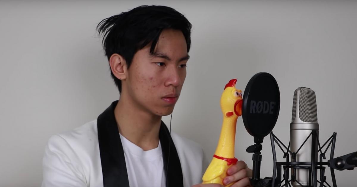 Kurzfilm zum Wochenende: Pachelbels Hühnchen (2018)