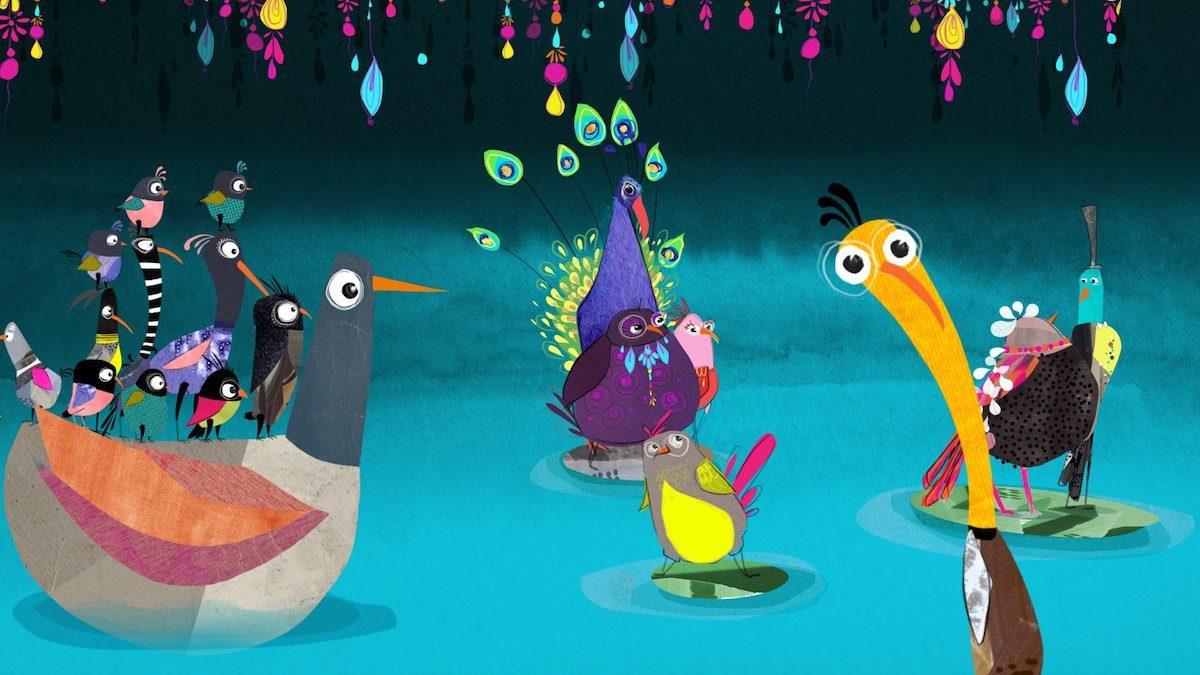 Kurzfilm zum Wochenende: Die Vogelhochzeit (2017)