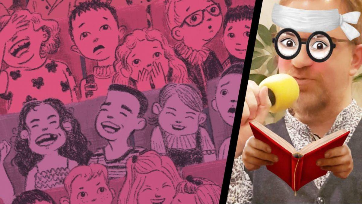 33 beste Kinderfilme: Lesung und Buchvorstellung in Berlin