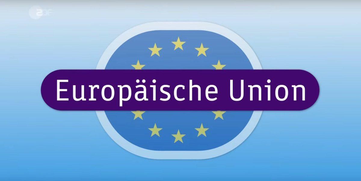 Kurzfilm(e) zum Wahlwochenende: zdf logo! erklärt die Europawahl (und mehr)