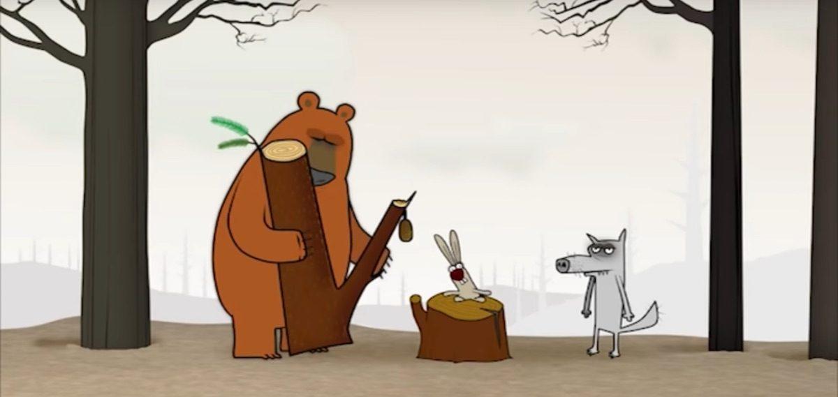 Kurzfilm zum Wochenende: Log Jam (2013ff.)