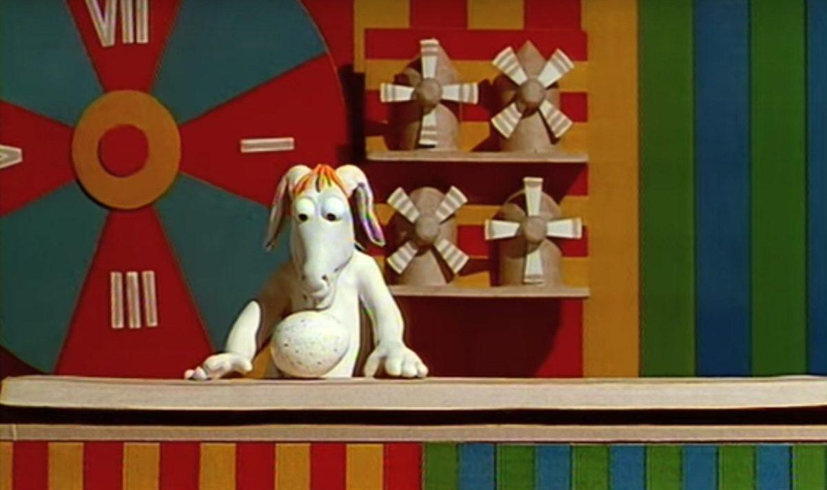 Kurzfilm zum Wochenende: Mein Esel (1994)