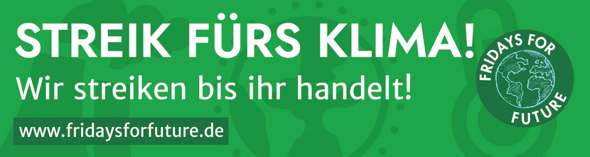 Globaler Klimastreik am 20. September – Wissenswertes für Kinder