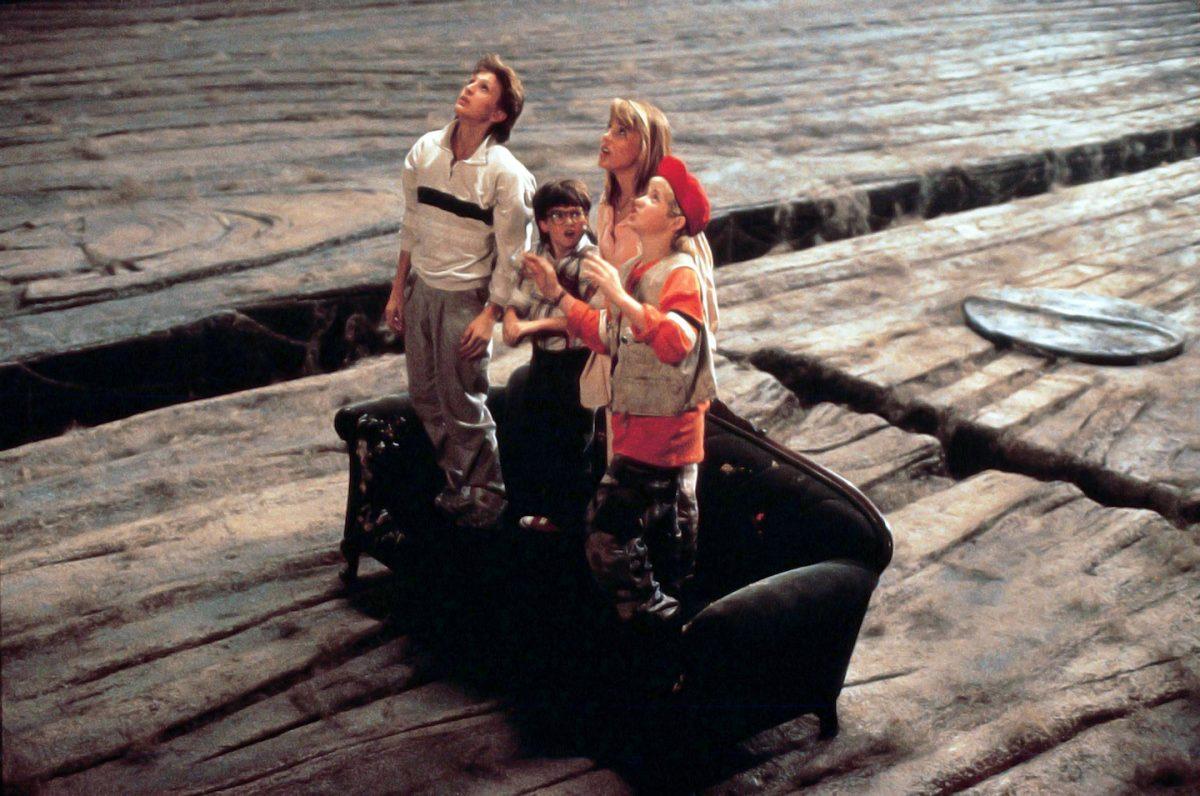 Liebling, ich habe die Kinder geschrumpft (1989)