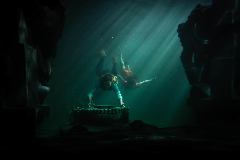 Szenenbild: Dora und die goldene Stadt