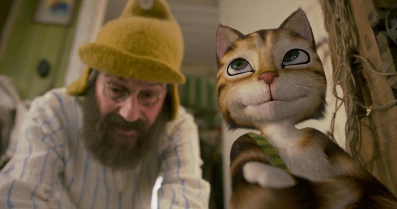Szenenbild: Petterson und Findus: Das schönste Weihnachten überhaupt