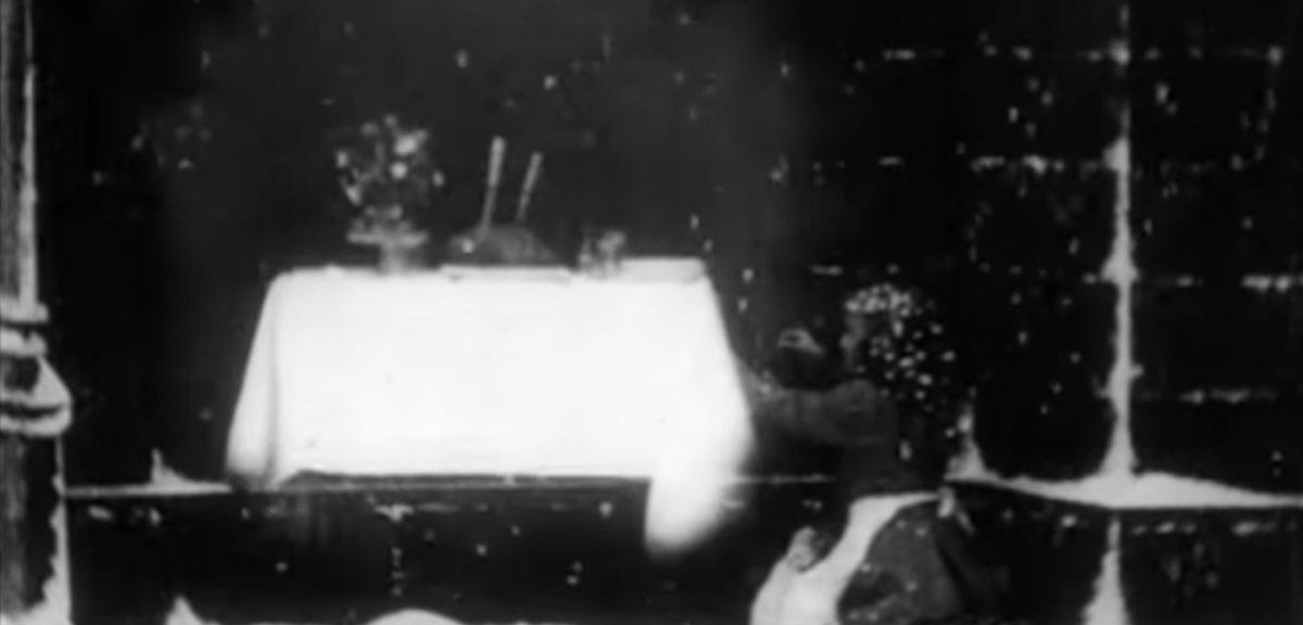 Kurzfilm zum Wochenende: Das Mädchen mit den Schwefelhölzern (1902)