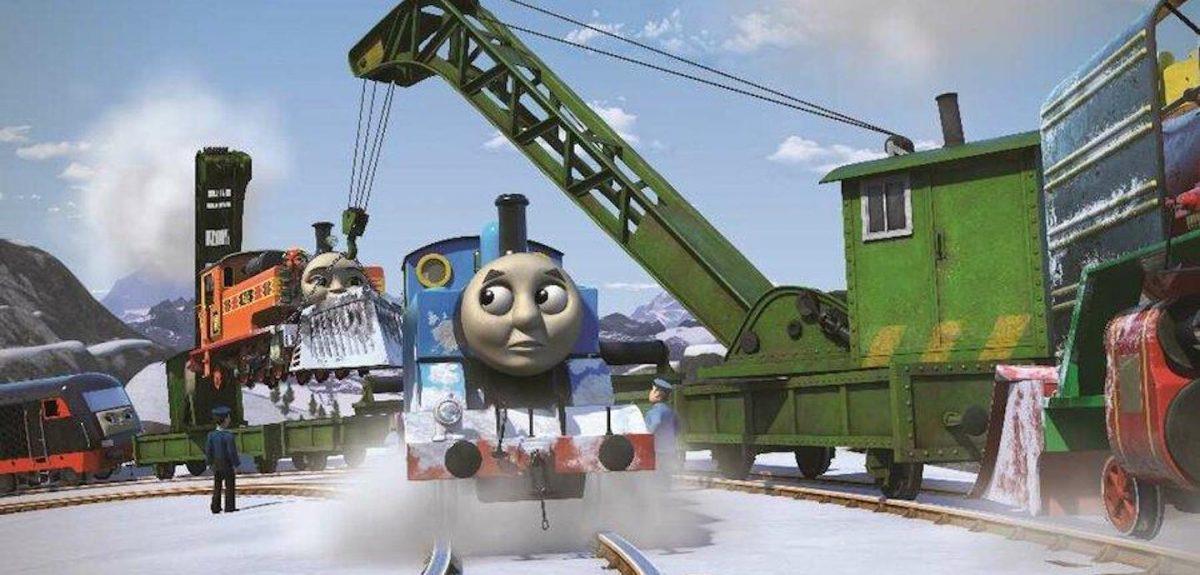 Thomas und seine Freunde – Grosse Welt! Grosse Abenteuer! (2018)