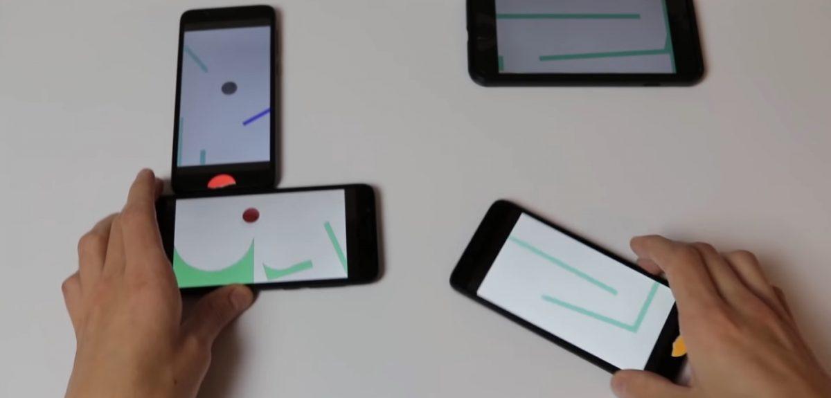 Kurzfilm zum Wochenende: Synchronisierte Bildschirm-Jonglage (2019)
