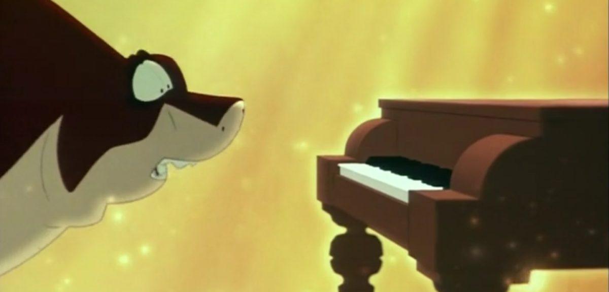 Kurzfilm zum Wochenende: Der Hai und das Klavier (2001)