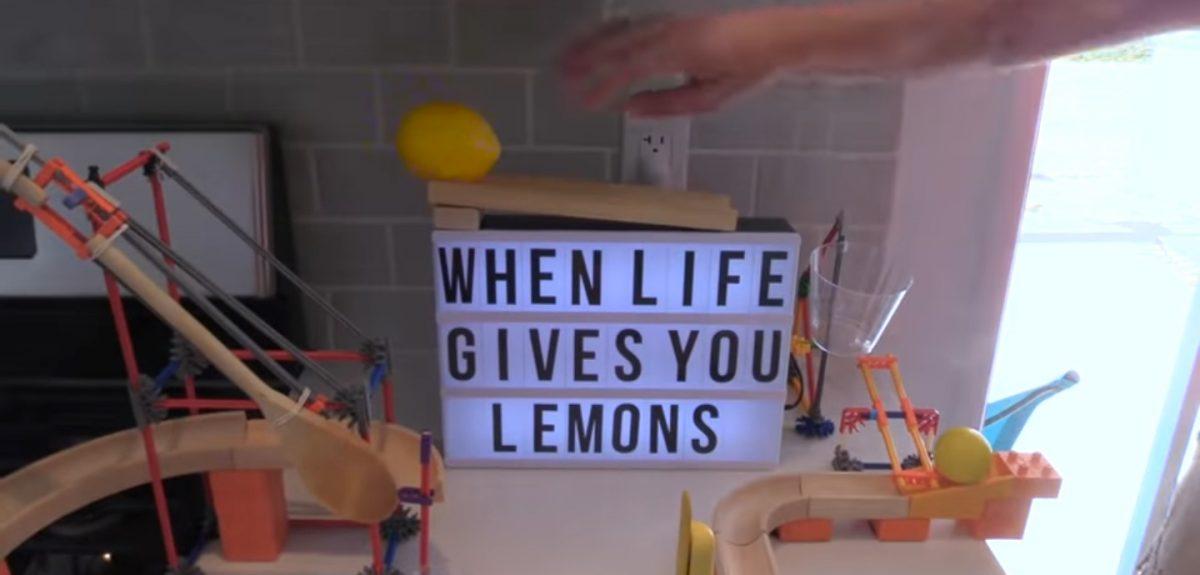 Kurzfilm zum Wochenende: Die Limonaden-Maschine (2018)